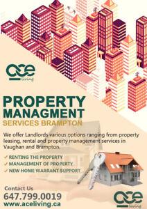 Property management services Brampton | Mississauga