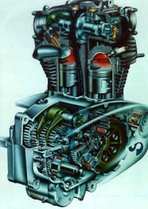 Looking for XS 650 engine or parts