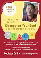 Strengthen Your Soul - The Five Elements & You