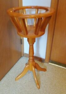 Wooden Planter Stand