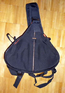 NEW SLING CROSS BODY PADDED CAMERA/ ACCESSORIES BAG