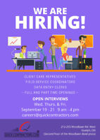 QuickContractors.com Job Fair