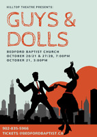 Musical: Guys and Dolls