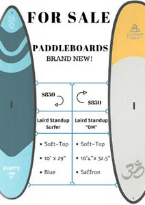 Brand New Paddle Boards For Sale!