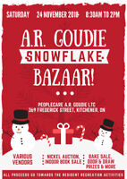 Thirty-One & Epicure Vendor WANTED for Christmas Bazaar