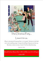 Event Catering Christmas Party Special