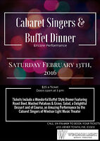 Entertainment & Great Food Feb.13th