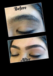 Eyebrow Threading $8 in North Edmonton, Call or Text 7809640049 Edmonton Edmonton Area image 4