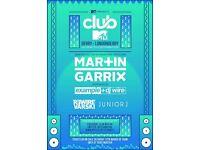 MARTIN GARRIX TICKETS, 10th September Derry