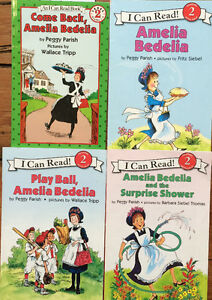 AMELIA BEDELIA books $3 each or all 4 for $10