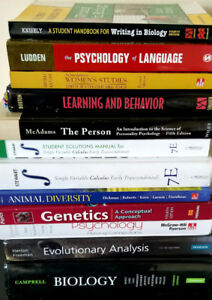 DAL TEXTBOOKS + CLICKER  (prices in post)