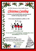 NLTBI Presents: CHRISTMAS CAROLING