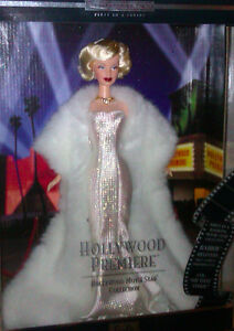 Hollywood Premiere BARBIE MARILYN MONROE Collector Ed