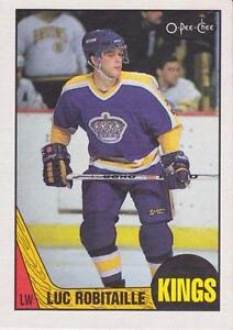 Luc  Robitaille NHL