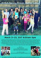 KTRA Spring Break Horse Camp