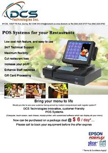 Ideal POS Solution for Restaurant Business NOW ON SALE!!!