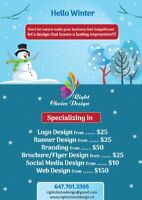 Graphics and Web Designing Services