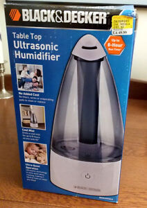 Table Top Humidifier.