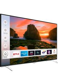 TV 65INCH TECHWOOD SMART WI-FI 4K ULTRA HD NEW UNUSED