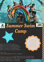 Summer Swim Camps