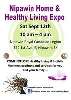 Nipawin Home and Healthy Living Expo/Tradeshow