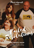 Failed Resolutions Improv Show
