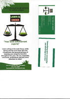 Lawn & Order - Lawncare