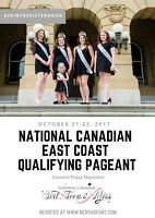 National Canadian East Coast Qualifying Pageant