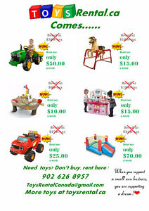 Ride one, floatables, party, event, Want a toy? ToysRental.ca