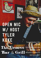 Helluvan Epic Open Mic @ The Groove Bar and Grill