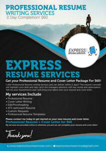 Resume Writing Services Kijiji