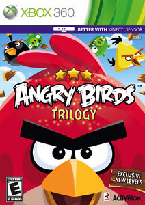 Angry Birds Triology Xbox 360