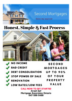 Private Lender / First & Second Mortgage / Home Equity Loans