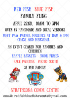 VENDORS WANTED - FAMILY EVENT - HANDMADE/LOCAL/FOOD