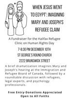 Free Human Rights Day Event December 10th 7pm