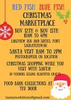***VENDORS WANTED - CHRISTMAS MARKETPLACE