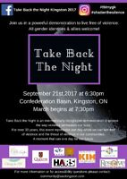 Take Back the Night Event