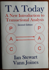 TA today - Book on transactional analysis - Psychology
