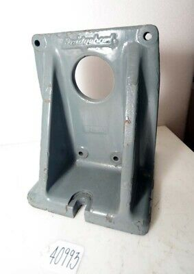 Bridgeport Right Angle Plate For 12 Rotary Table Inv.40993