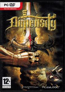Dimensity PC Game