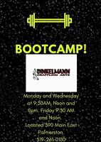 Bootcamp in Palmerston, Ontario!