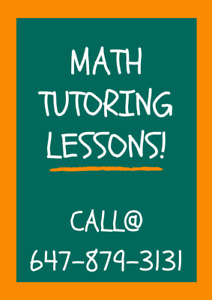 MATH & SCIENCE TUTOR AVAILABLE FOR ALL GRADES