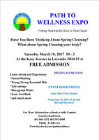 PATH TO WELLNESS EXPO VENDORS WANTED