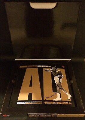 NEW The Official Treasures of Muhammad Ali Boxing Book Memorabilia Hardback