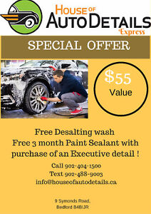 ****LAST CALL FREE Desalting and 3 Month Paint Sealant*****