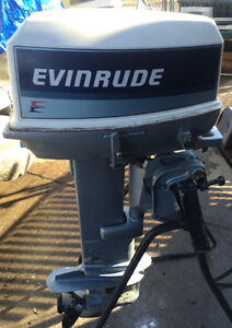 20hp Evinrude Outboard