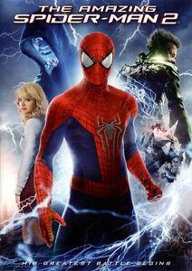 The Amazing Spider-Man 2 (DVD) Regina Regina Area image 1