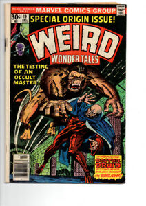 Weird Wonder Tales #19 - $10.00