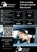 Failed your driving Test - We can Help - Contact Us 7802704545