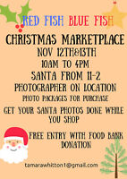 ***VENDORS WANTED - CHRISTMAS MARKETPLACE****